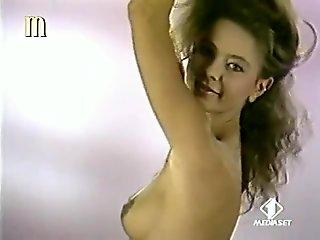 Antonella Elia nuda