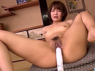 Saya Tachibana strong Asian toy play - More at 69avs.com
