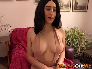 Real aussie babe in solo