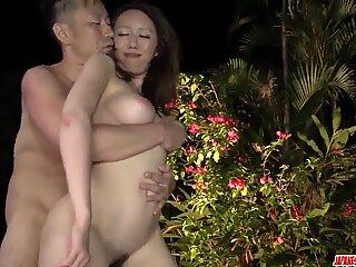 Ruka Ichinose gets a big boner - More at Japanesemamas.com