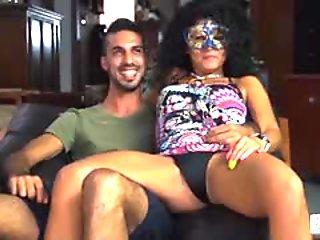 CastingAllaItaliana - Squirting slut gets delicious anal