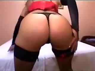 a very sexy italian booty