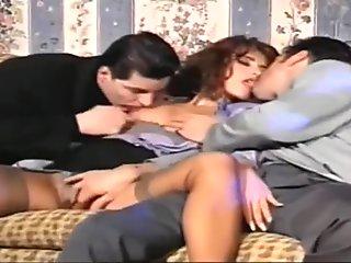 Simona Valli Hairy MILF DP # 01