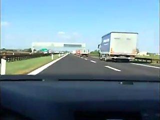 Troia in autostrada per Caserta