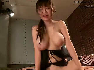 big-titted dame screwing