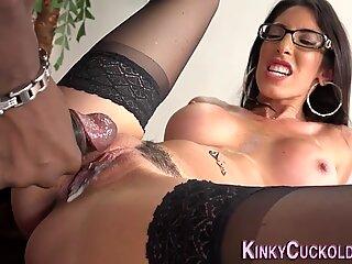 Mistress eaten by cuckold