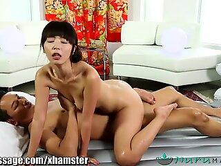 NuruMassage Japanese Oily Cock Treatment
