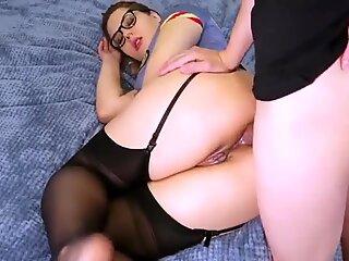 Hardcore anal