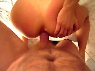 Italian deep anal fuck