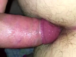 Assfucking my hairy wife