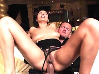 Sofia Cucci, the italian queen make anal sex