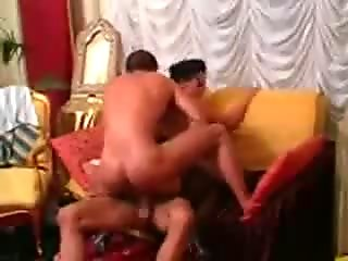 Laura Angel - Threesome in Italia