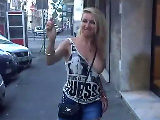 Flashing in public in Italy, oops