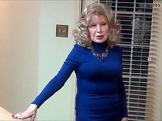 Hot Nylon Lady