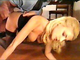 Italian Fanny Bravo fucks
