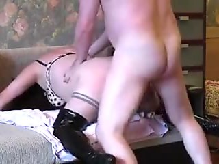 Gorgeous smashed wifes pussy