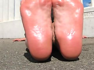 Best italian female feet