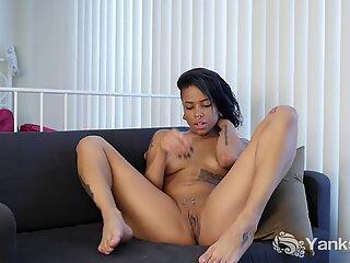 Tattooed Jessica Masturbating With Toys