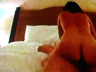 Clip of Sexy Italian Wife Riding Cock