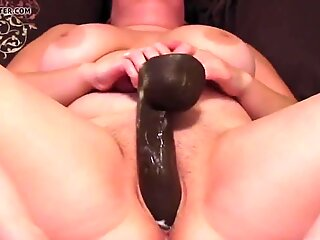 bbw canadian housewife gettin wet and creamy