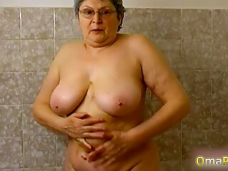 OmaPass Collection of Horny Mature Ladies Sex