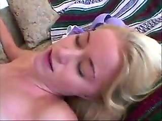 Adorable Blonde Cutie Fucks Old Italian Teacher