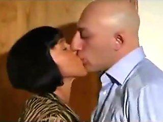 Older Italian Couple Fucking
