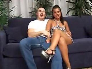 Gaia bellissima gnocca amatoriale scopa con suo marito in video italian amateur feature