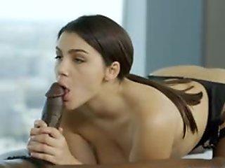 Blacked Sexy Italian Babe Valentina Nappi Rimming Black