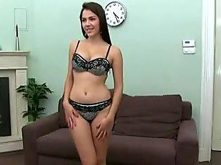 hot italian babe audition fuck