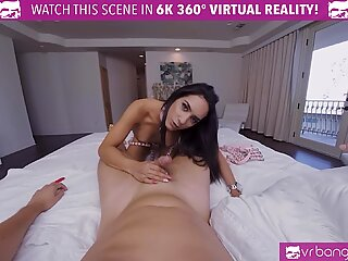 VRBangers Hot Virgin Brunette Babe Getting Orgasm For The First Time