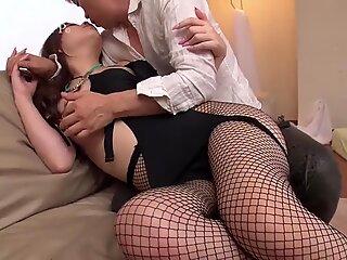 Yuka Hazuki :: Plunged Into Wild And Crazy Orgy 1 - CARIBBEA