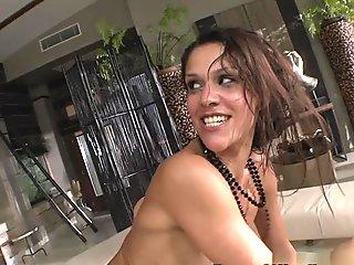 Eva Berger, Samia Duarte, Misha Cross, Rocco Siffredi in Rocco's Italian Porn Boot Camp, Scene #05