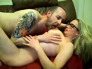 40s brit web cam couple Missionary Tit Sucking