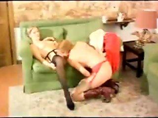 Black Garter Belt vs Red Garter Belt