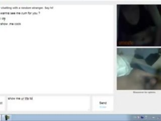 Sexy Tits On Omegle