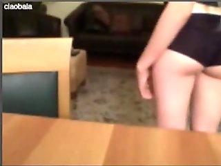Hot Italian teen masturbates - www.ShesOnline.net
