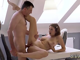 Teen rough sex and old mother girl young Old smart gentleman with a young gorgeous girl - Marina Visconti