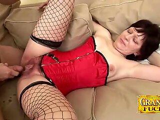 Granny Eva Loves Fucking