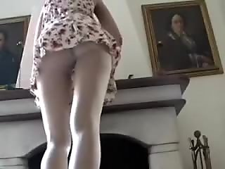 My well-stacked Italian wife gives me hell of fellatio stimulation