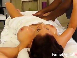 BBC Massage for Mature Women- Venessa Videl