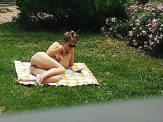 MY NAKED SISTER MASTURBATING OUTDOOR CAUGHT BY HIDDEN CAM