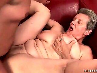 Granny POV and Hard Sex Compilation