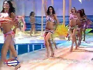 Giant Boobs sexy italian girls Claudia De Falchi