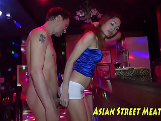 rectal Thai cute buggered On Billiard Board