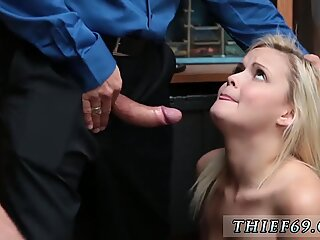 Mature blonde granny anal Suspect and accomplice were caught by LP police after - Madison Hart