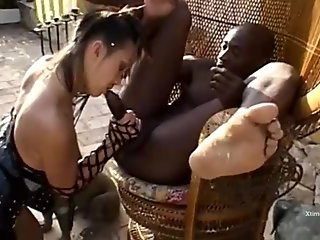 Black Cock for a Deep Hole!!! on xtime.tv...