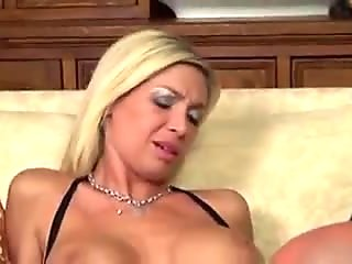 Italian Big Titty Milf