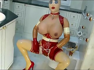 Rubber Hot-Babe