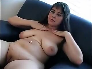 shy plump female strips and plays